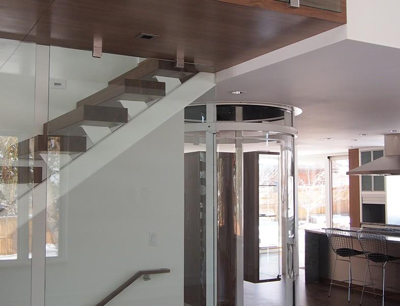 Visilift_Visi-58_Round_Residential_Elevator